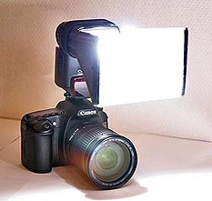Visual Echos FX3 Better Beamer Flash Extender